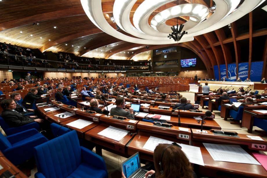 Christophe Steiner prend aujourd'hui la parole aux côtés de ses homologues pour évoquer la démocratie  en Europe. Une première pour le nouveau président du Conseil national.
