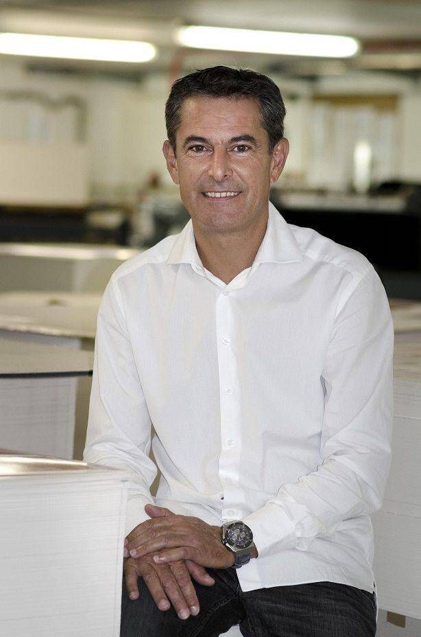 Pierre Batsalle, DG de Doro.