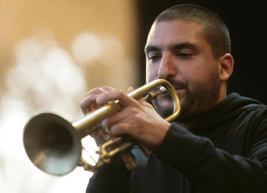Parmi les têtes d'affiches symbole d'un renouveau du jazz, le trompettiste Ibrahim Maalouf, attendu le 30 novembre.