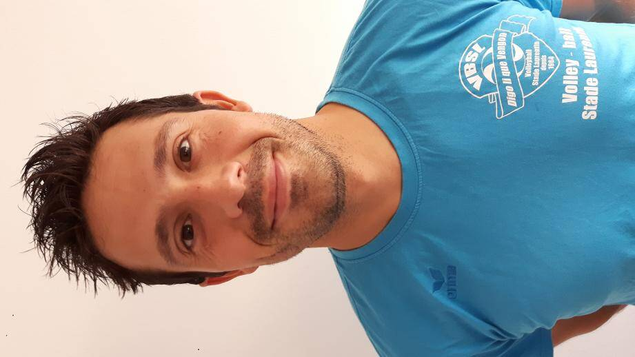 Le coach Pascal Drouot.
