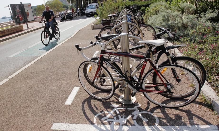 Dimanche, l'avenue Princesse-Grace sera fermée à la circulation et réservée aux vélos, skates et autres rollers.
