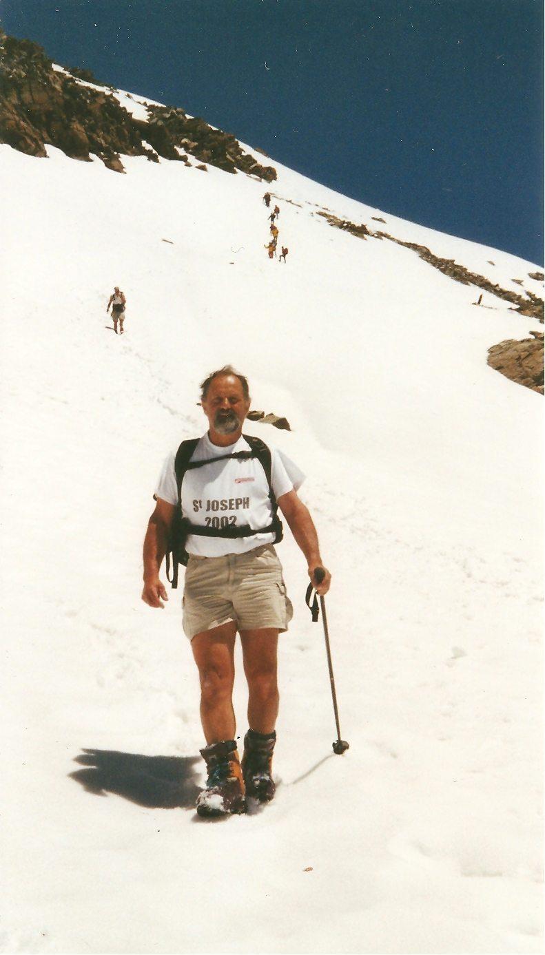 Daniel Desiderato, une passionné qui faisait tout ce qu'il entreprenait proprement et à fond.(DR)