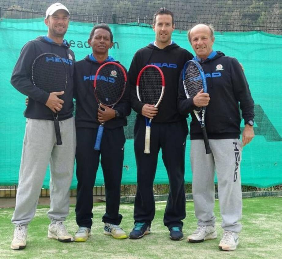 Michel Borfiga et son staff vous accueillent sur les complexes sportifs de La Turbie et d'Eze-village.