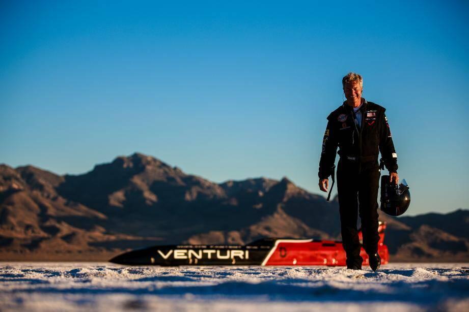 Roger Schroer, le pilote de la VBB-3.