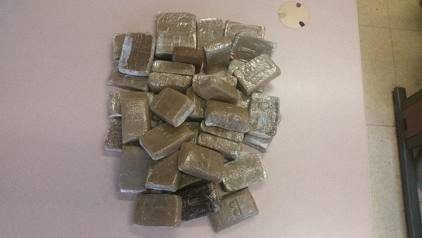 Christian Maistre est soupçonné notamment d'être impliqué dans un vaste trafic de cannabis. Cent quarante kilos, provenant d'Espagne, avaient été découverts.