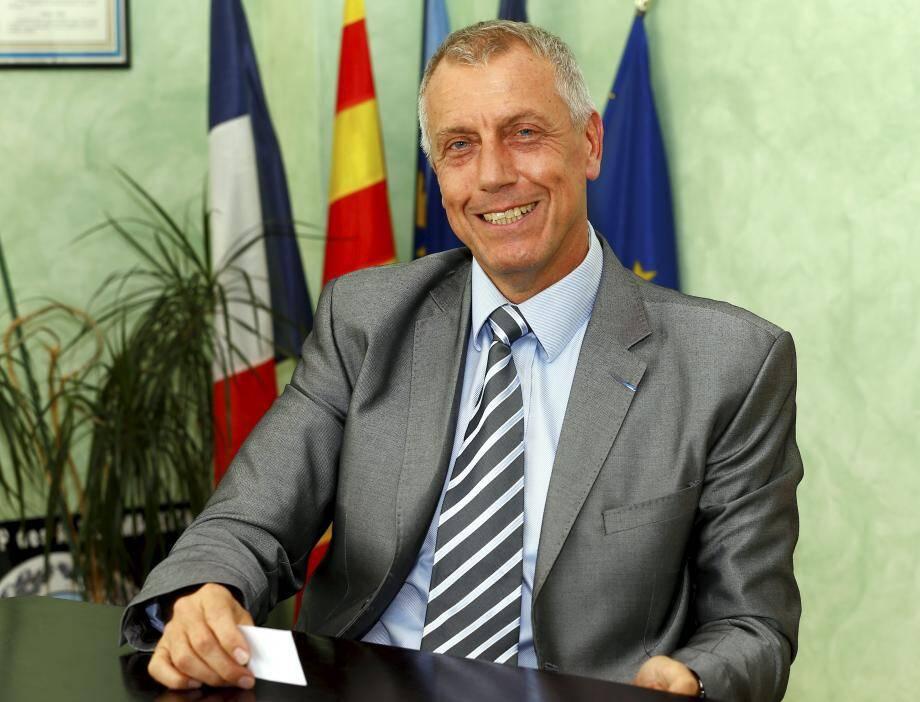 Christophe Briez, 55 ans, va prendre la direction du district de Cannes qui englobe Antibes et Vallauris.