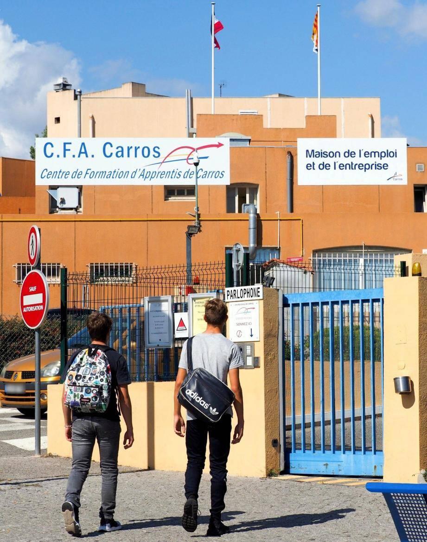 Au 1er janvier, la régie du Centre de formation des apprentis de Carros passera de la Commune à la Métropole, la pédagogie demeurant de la compétence régionale.