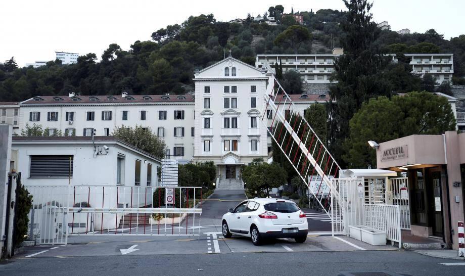 L'hôpital Sainte-Marie, dans l'incertitude.