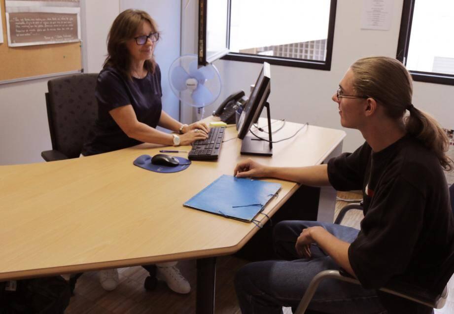 La mission locale : un lieu où les jeunes peuvent trouver une écoute.