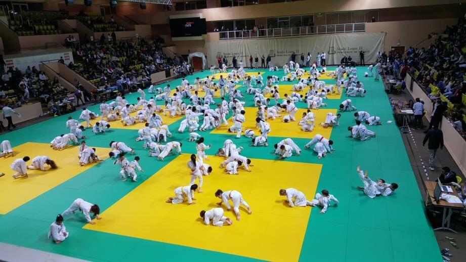 Le judo, un sport complet pour les enfants comme pour les adultes, peut maintenant être pratiqué à Monaco dès l'âge de 4 ans.(DR)