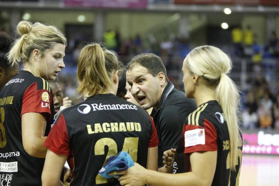 Kolev et ses filles entendent décrocher un deuxième succès en LFH.