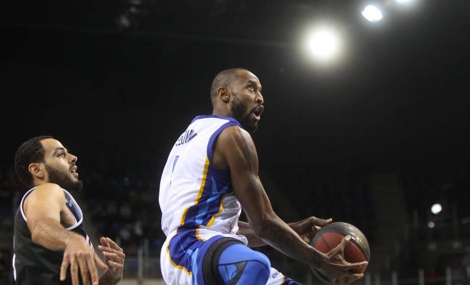 Will Solomon sera une nouvelle fois à la baguette ce soir, à l'AzurArena, contre Hyères-Toulon.