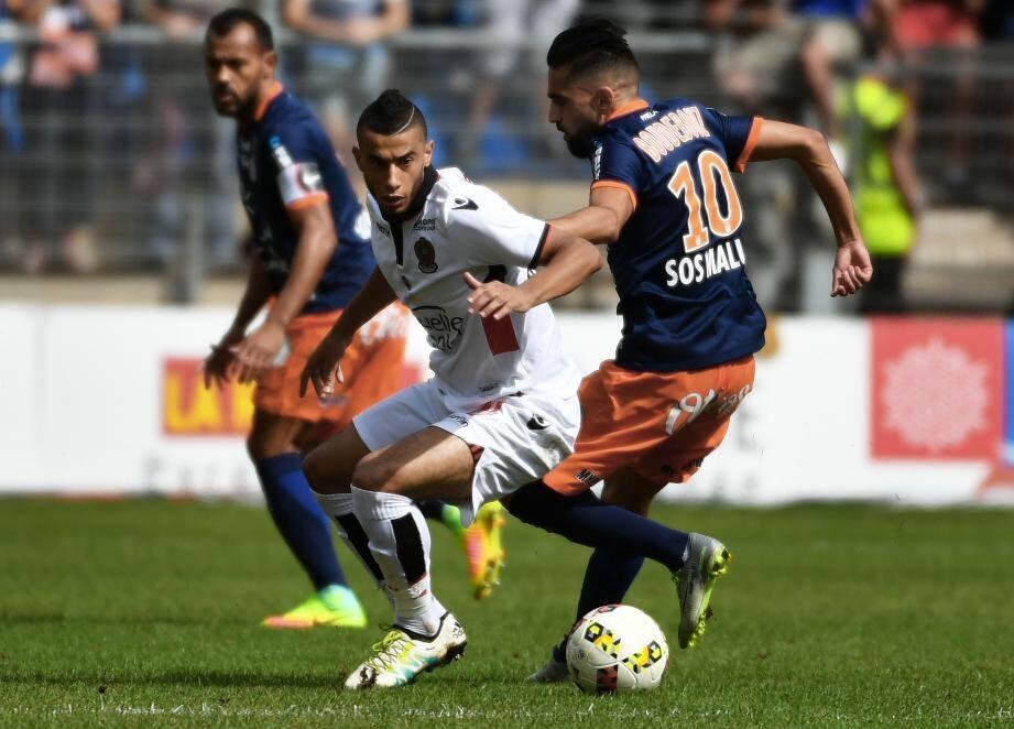 Younès Belhanda, faitplay contre son ancien club.