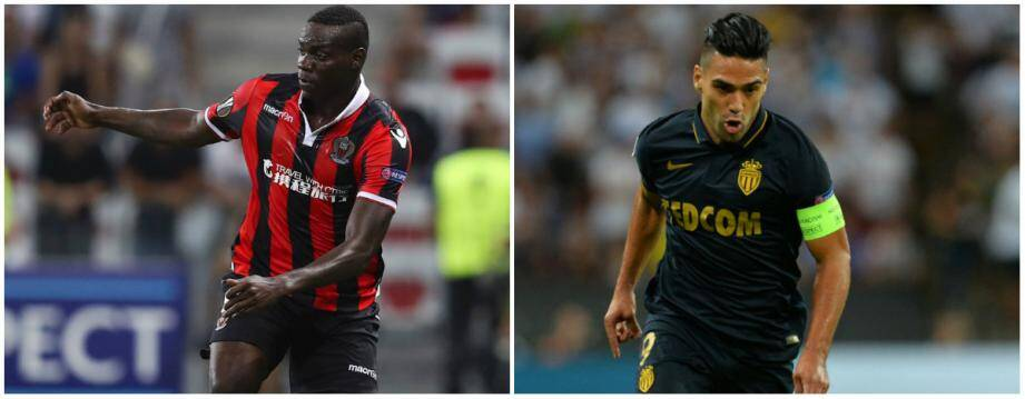Qui de Balotelli et de Falcao fera la différence ce soir?