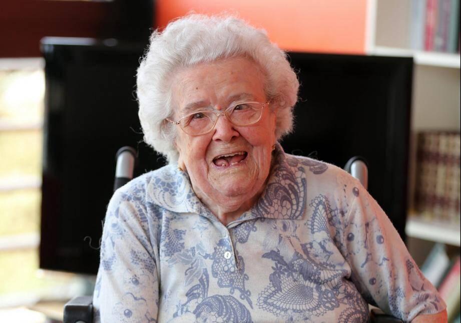 Honorine Rondello est née le 28 juillet 1903.
