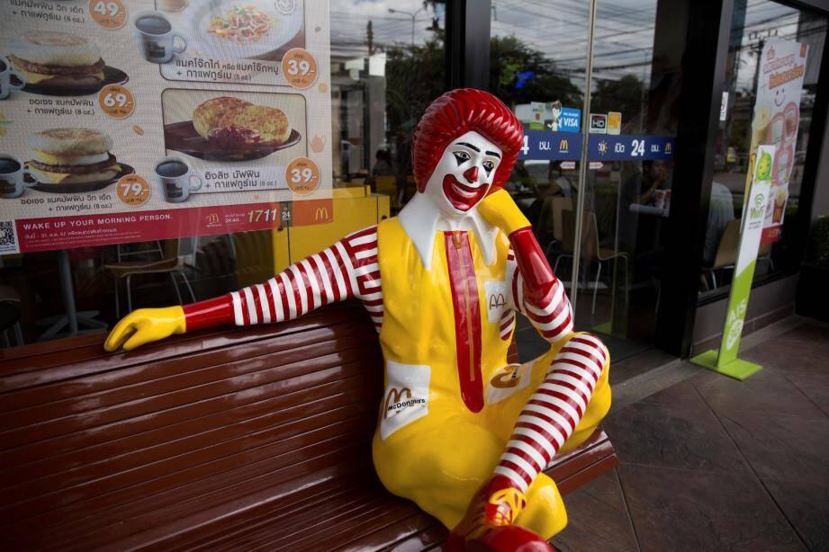Image d'illustration McDonald's.