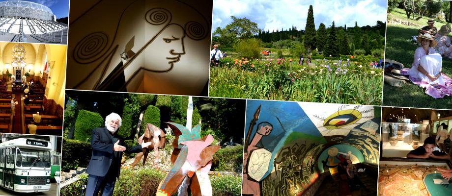 De nombreux monuments et autres jardins vous ouvrent leurs portes gratuitement ce week-end pour les Journées du Patrimoine