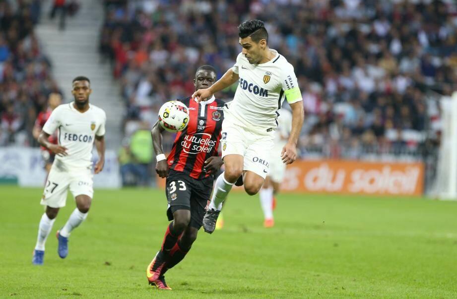 Radamel Falcao occupera la pointe de l'attaque.