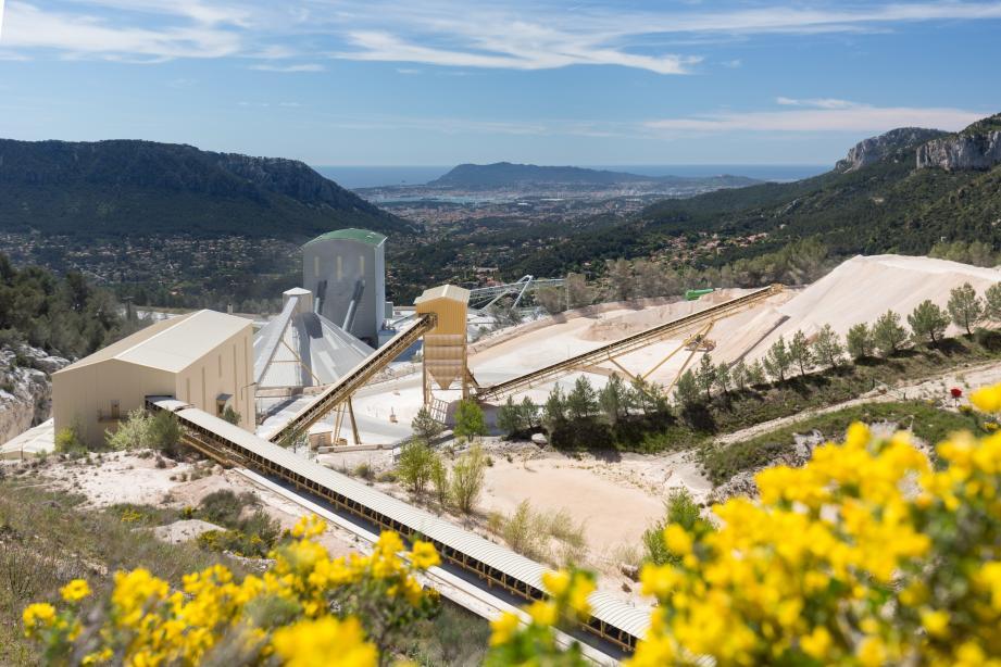L'exploitant de la carrière revestoise a d'ores et déjà investi près de 4 millions d'euros d'investissement pour ce projet titanesque.