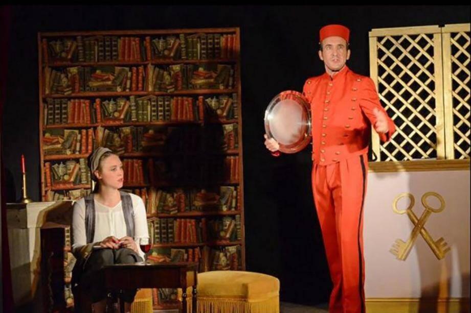 La compagnie la Nacelle clôturera le festival, dimanche après-midI, avec Ça, c'est palace, une adaptation de la série télévisée.