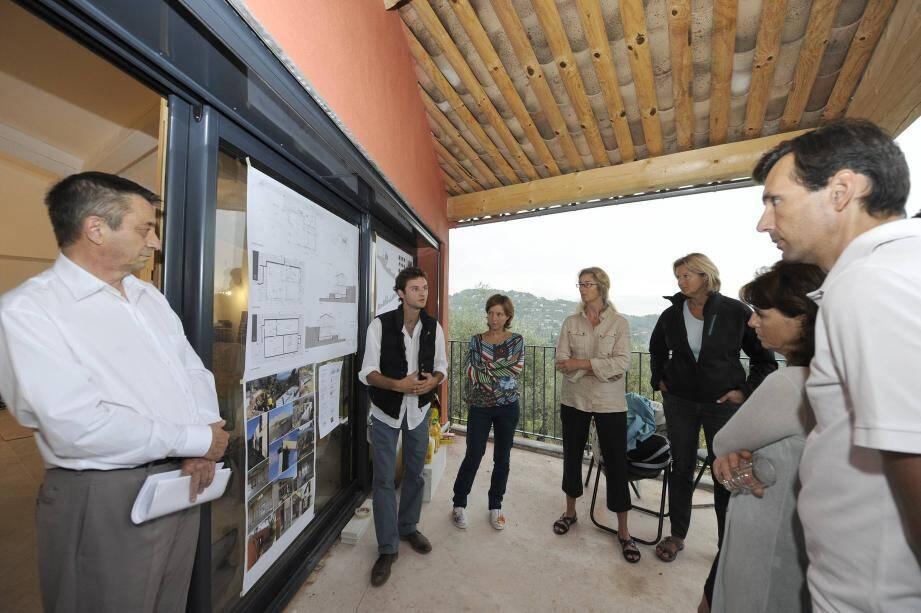 Il y a deux ans, les visiteurs avaient pu découvrir une maison éco rénovée lors de la fête de l'énergie.