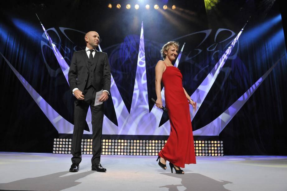 Yann Stotz et Cécile jouent sur plusieurs registres un spectacle plein d'humour.