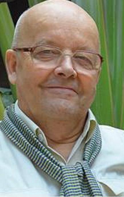 Christian des Pallières, fondateur de l'association « Pour un sourire d'enfant », venant en aide aux enfants au Cambodge est décédé. Une grande figure du monde humanitaire qui a ému les Niçois qui l'ont côtoyé.(D. R.)