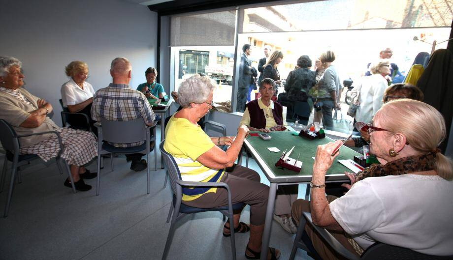 Le foyer club Mirabeau du CCAS a été inauguré hier, et complète la rénovation de 31 logements et des espaces collectifs à Pasteur.