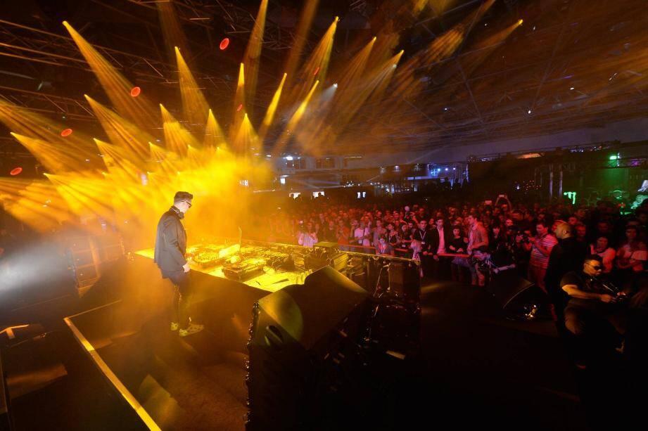 Pour la cinquième année consécutive, les NRJ DJ Awards sont organisés sur la scène principale du MICS. Ce sera ce soir.