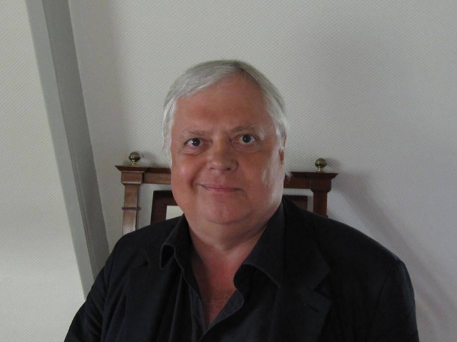 Jean-François Ménard, écrivain, est le traducteur attitré en français de toutes les aventures d'Harry Potter. (DR)