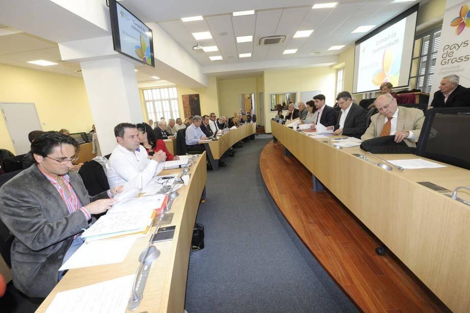 Les élus du conseil communautaire se réunissent ce vendredi à partir de 14 h 30.