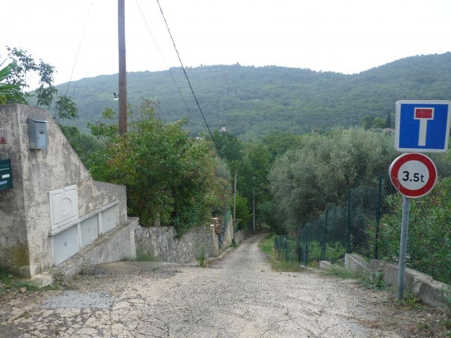 Le chemin sans nom, perpendiculaire au chemin des Vergers, va devenir le chemin des Lauriers. Il a aussi été question des jardinières qui jalonnent l'avenue De-Gaulle lors du conseil municipal, jeudi soir.