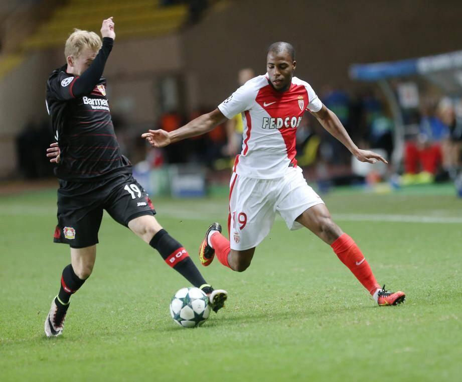 Après avoir arraché un match nul à domicile contre Leverkusen (1-1), Sidibé et Monaco espèrent l'emporter à Moscou.