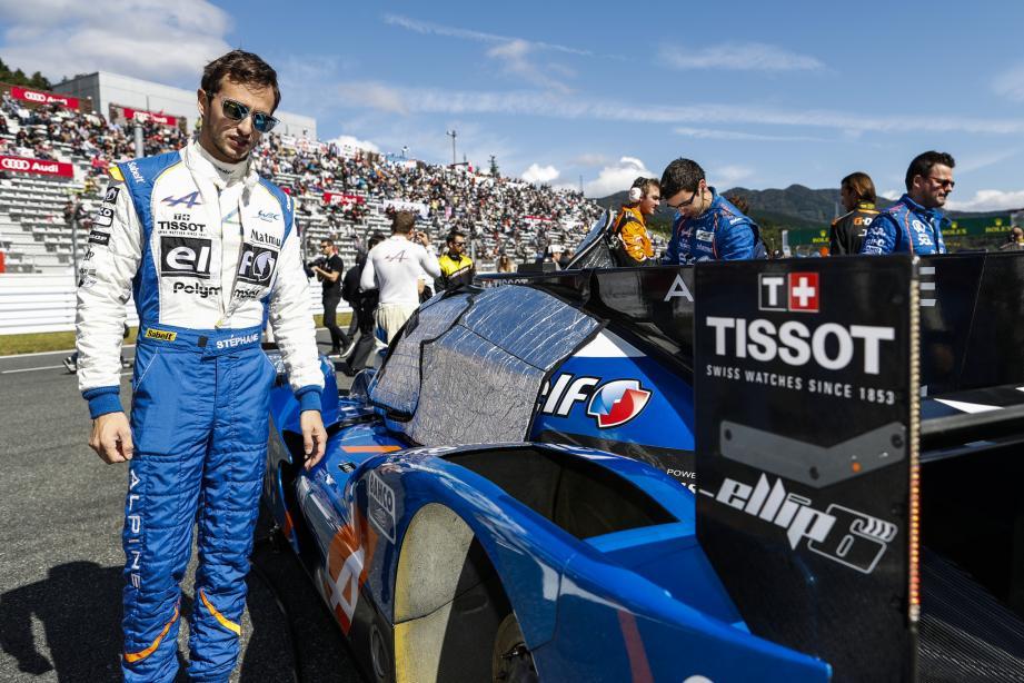 Au pied du Mont Fuji, Stéphane Richelmi et Alpine ont encore gravi un podium (3e) et récolté des gros points.