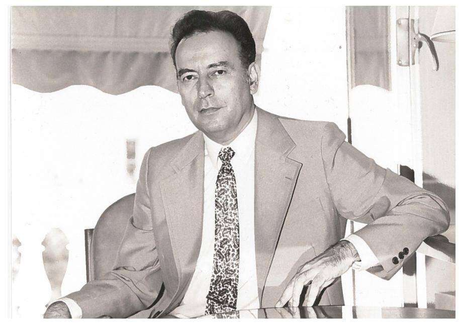 Antoine Battaïni a longuement dirigé les Affaires culturelles.(DR)