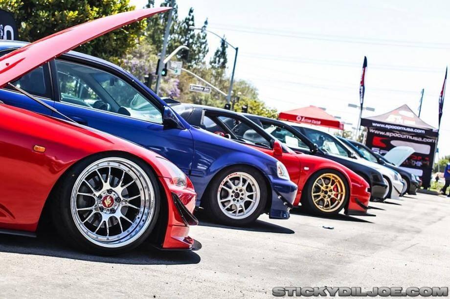 Une centaine de véhicules sont attendus pour ce premier  rassemblement automobile du Nice street racer.(D.R)