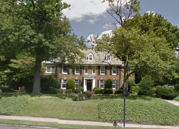 La maison a appartenu de 1935 à 1974 à la famille Kelly. La princesse Grace y a passé sa jeunesse, en y emmenant plus tard ses  propres enfants.(DR)