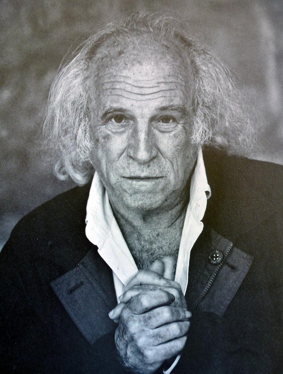 Léo Ferré en 1989.(DR)