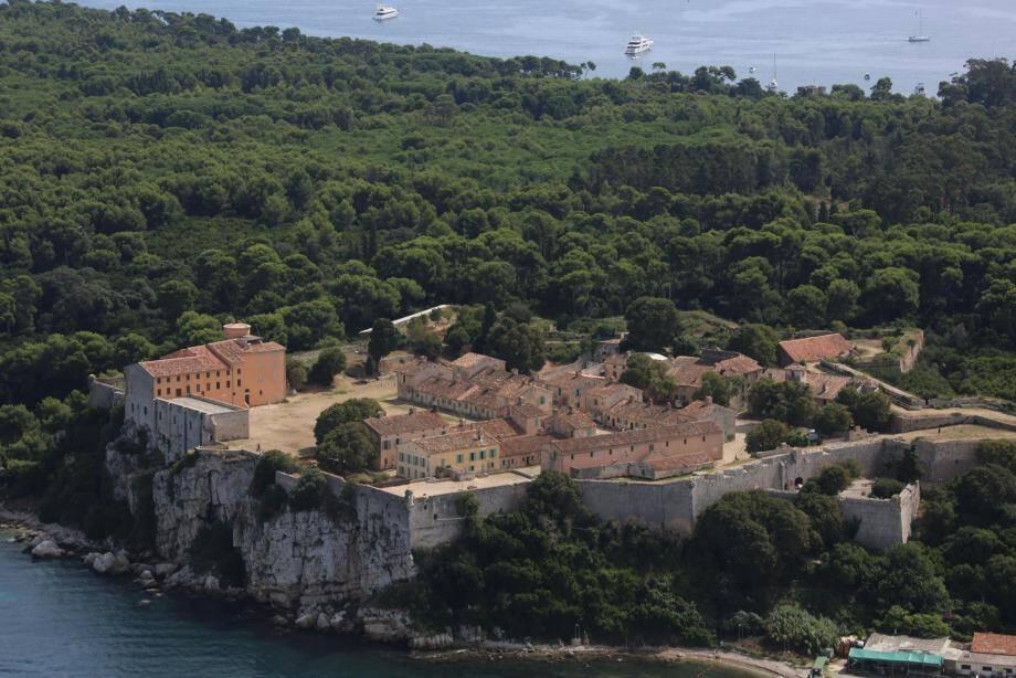 Le Fort Royal de l'île Sainte-Marguerite (image d'illustration)