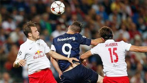 Les Autrichiens n'ont jamais disputé la Ligue des Champions. Cette saison, ils ont été éliminés par Zagreb