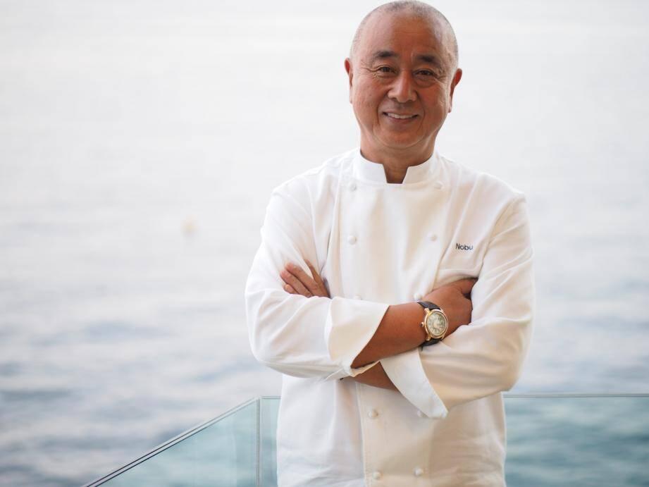 Simplicité, technique, respect et qualité des produits. Un peu de la philosophie Nobu. « Je ne veux rien gâcher. Avec les petits poissons comme les sardines, j'utilise aussi les arrêtes et la tête», dit Nobuyuki Matsuhisa.