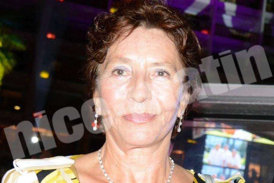 Jacqueline Veyrac.