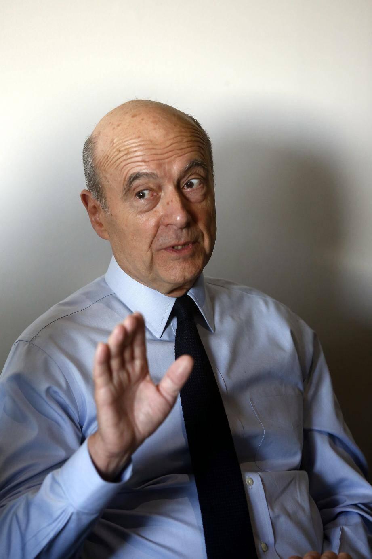 Alain Juppé s'est prêté à l'exercice du débat avec les lecteurs de Var-matin et Nice-Matin