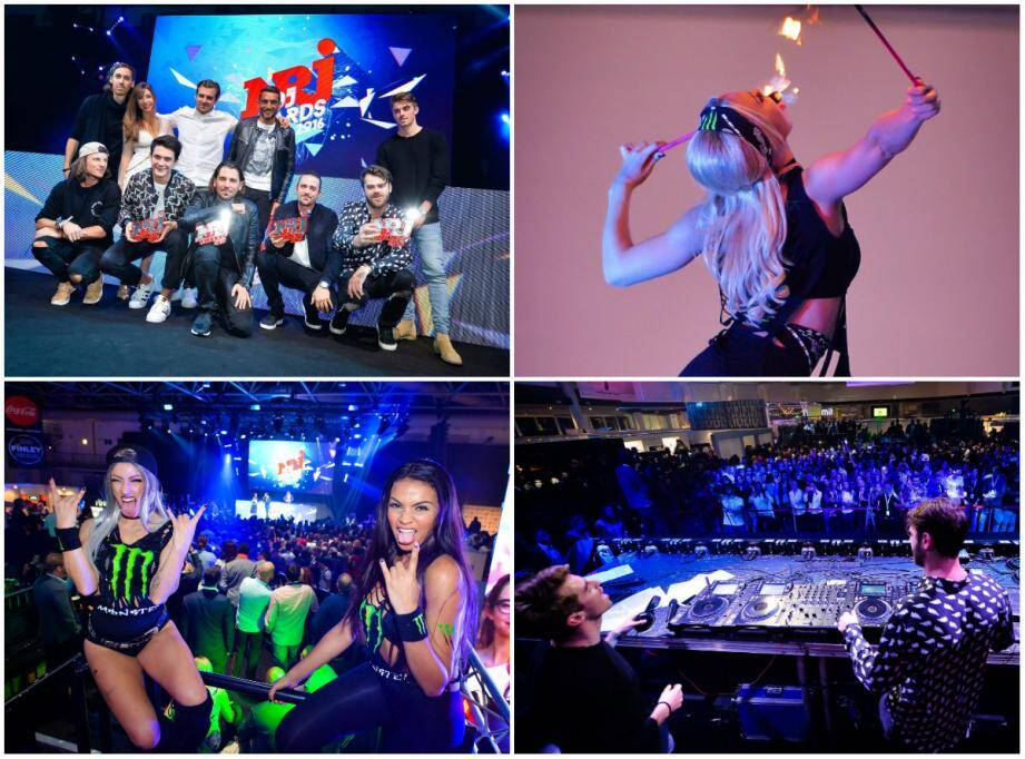 Les NRJ DJ Awards, c'est une cérémonie en forme de soirée, où les sets de DJ ponctuent les remises de prix. Notamment avec les performances de Feder, Møme ou The Chainsmokers…