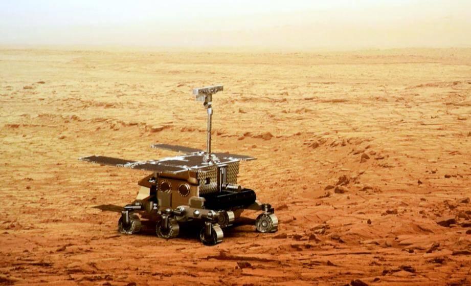 Le rover (robot) fait partie de la deuxième mission ExoMars. Il sera chargé en 2020 de forer le sol de la planète Mars pour effectuer des prélèvements sur 2 mètres de profondeur.