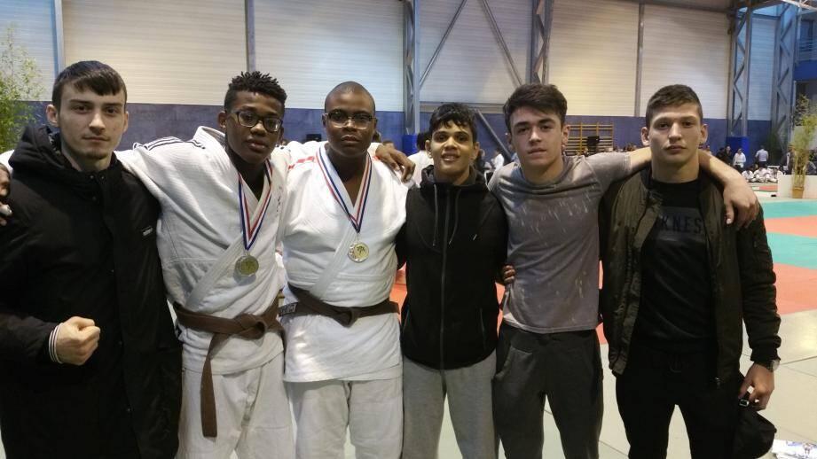 Les jeunes judokas monégasques ont fait à nouveau forte impression lors  de ce tournoi excellence pour les cadets et les juniors.