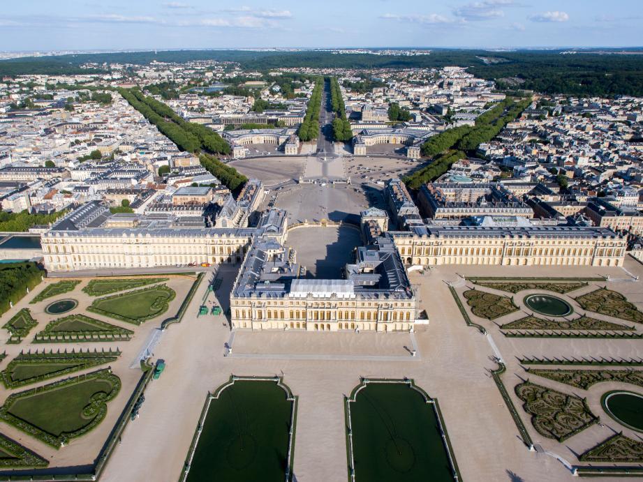Versailles un lieu de fêtes et de spectacles pour toujours plus  de grandeur, d'extraordinaire et de fantastique.(DR)