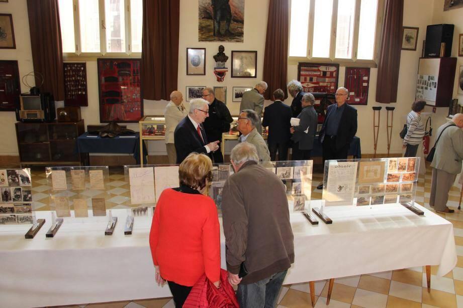 Une exposition sur la bataille de Verdun au Foyer du Poilu, riche en matériels et objets, témoins du quotidien des soldats.