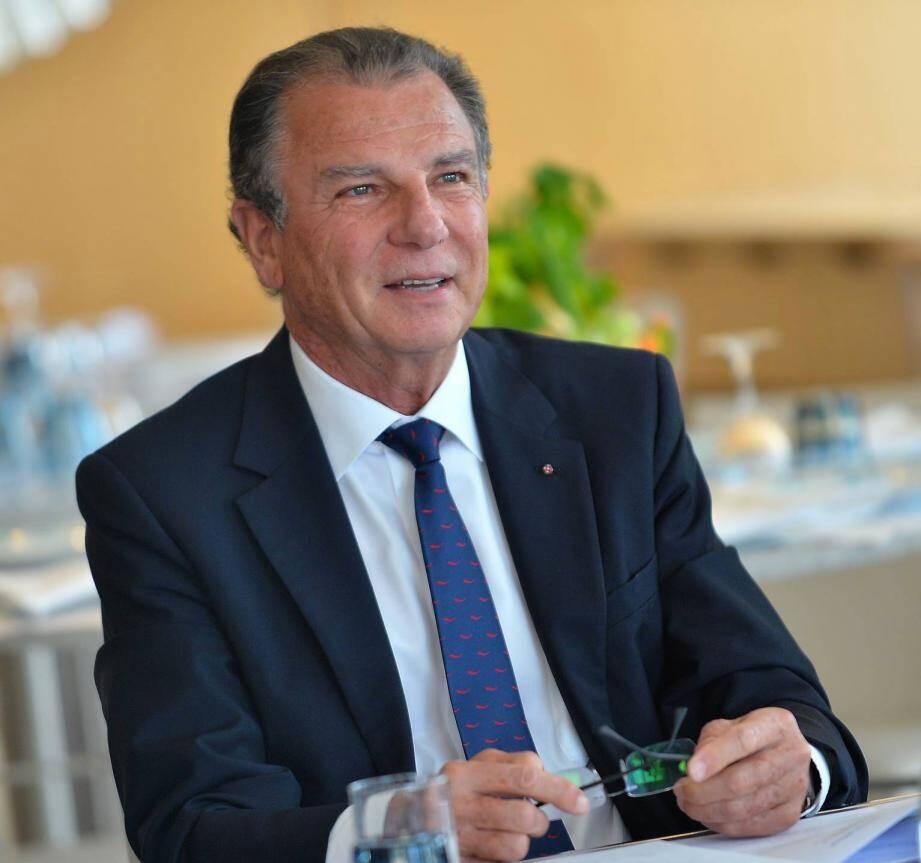 « Il y a actuellement des opportunités de business dans cette région », estime Michel Dotta, le président du Monaco Economic Board.