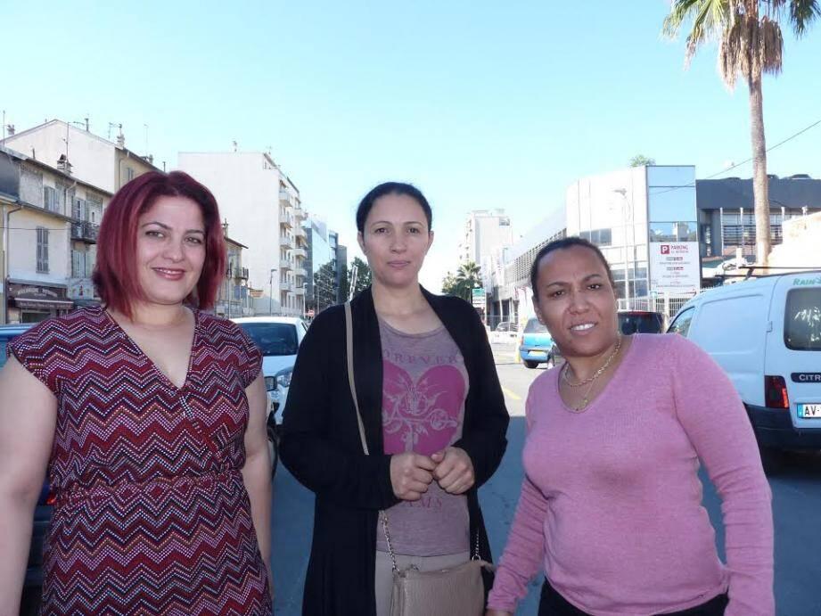 Faouzia Maali (à droite sur la photo) a créé il y a dix ans Amica, une association pour les enfants du quartier, et pas seulement…